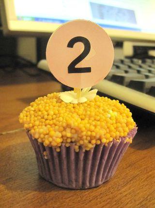 2 Blog Birthday