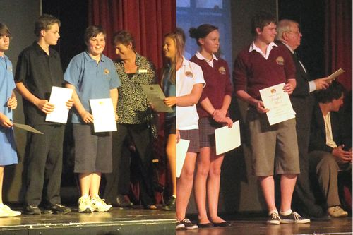 School awards - WEB