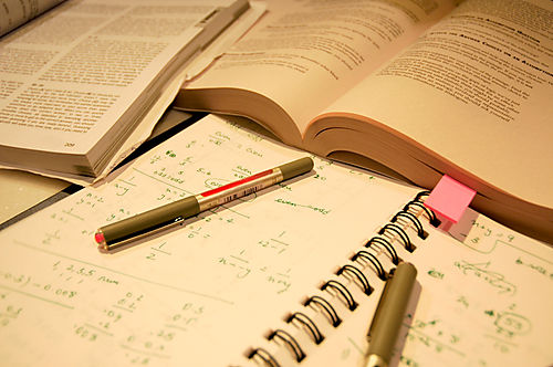 Studying-books
