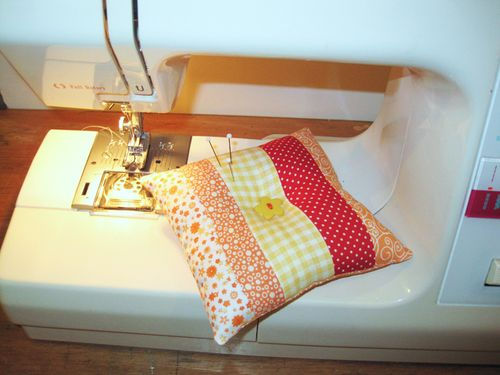 Home Ec_Pin Cushion