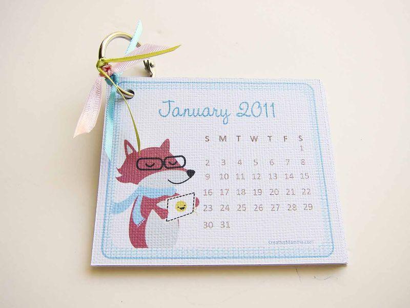 Calendar - WEB01