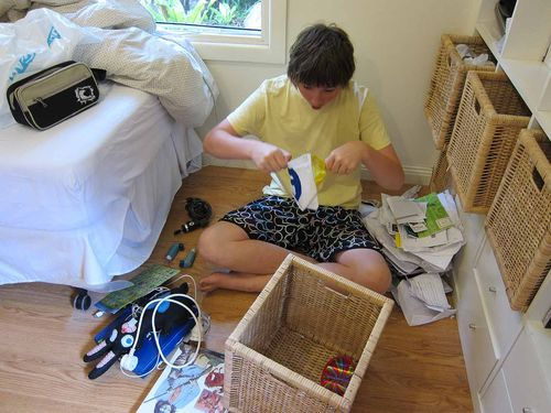 Cleaning Boys Room - WEB05